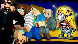 Minecraft: MINIONS MURDER | MODDED MINI-GAME