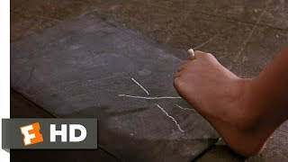 My Left Foot (1/10) Movie CLIP - Make Your Mark (1989) HD