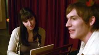 Landon Pigg and Lucy Schwartz - Darling I Do [Official Music Video]