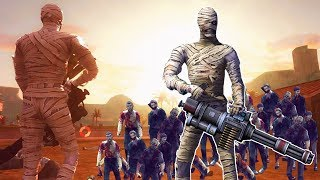 Gangstar Vegas: Mummy VS Zombies | Zombie Event