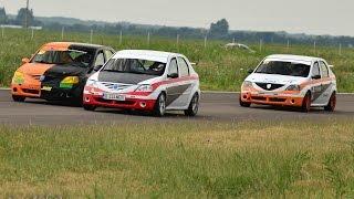 Onboard Alex Cascatau - Dacia Logan Cup Etapa 3 Mansa 2 (Part 1)