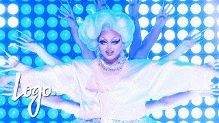 RuPaul's Drag Race (Season 8 Finale) | Kim Chi's 'Fat, Fem & Asian' Performance | Logo