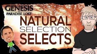 Science of Genesis Paradise Lost - Part 10 Natural Selection Selects