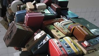 Worst Airlines Baggage Handlers all over the world compilation