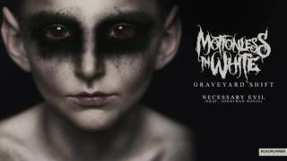 Motionless In White - Necessary Evil feat. Jonathan Davis (Official Audio)