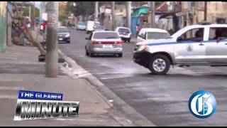 THE GLEANER MINUTE: Schoolgirls sex videos... Thwaites apologises ... West Kingston curfew
