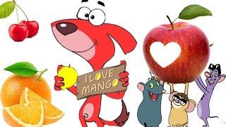 Rat-A-Tat| 'Fruit Salad'|Chotoonz Kids Funny Cartoon Videos