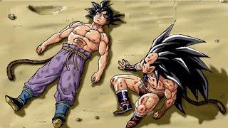 The Day Raditz Remembered Goku