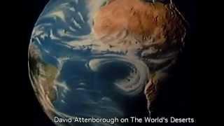 David Attenborough on the World's Deserts