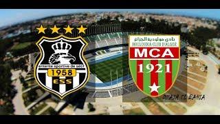 الدوري الجزائري #3 : مباراة وفاق سطيف ضد مولودية الجزائر | PES17 GAMEPLAY