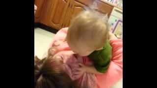 Aunty/nephew love...