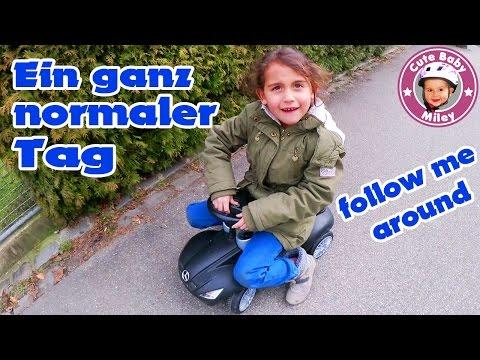 watch ALLTAGSROUTINE mit MILEY  CuteBabyMiley Family Fun   Vlog   FOLLOW