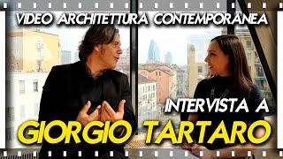 Comunicazione per l'architettura - Intervista al giornalista Giorgio Tartaro