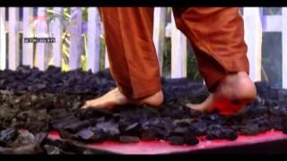 Aakash and Ahem give an agni pariksha for Poonam and Gopi respectively.