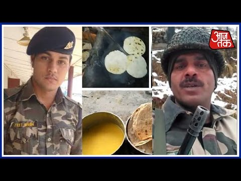 BSF Issues Guidelines For Maintaining High Quality Food For Its Personnel