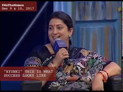 Xxx Mp4 We The Women Smriti Irani Ekta Kapoor Talk To Karan Johar 3gp Sex