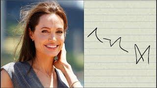 20 Most Unique Celebrity Autographs And Signatures