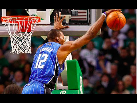 The Top 10 NBA Blocks Of