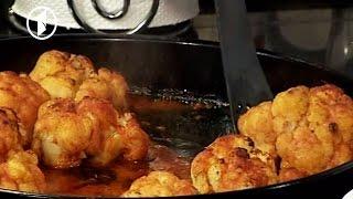 Ashpazi - Oven Cauliflower - آشپزی – گلپی داشی