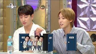 [RADIO STAR] 라디오스타  Kim Jin-woo, YG's mysticism took over by WINNER 20170809