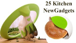 25 Cool Kitchen Tools And Kitchen Gadgets Put To The Test (OXO and Urban Trend Kitchen Gadgets)