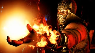 OUTPLAYED BY SCORPION WITH FATALITY! - Mortal Kombat X