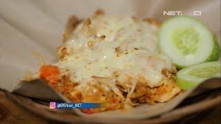 Ayam Geprek Super Pedes Dengan Lelehan Keju Mozzarella, Ngeunah!