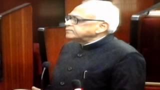 Narsingha Mishra speech in Odisha Legislative Asso