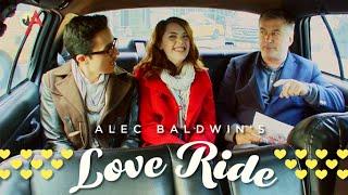 Alec Baldwin's Love Ride: Corey & Francesca
