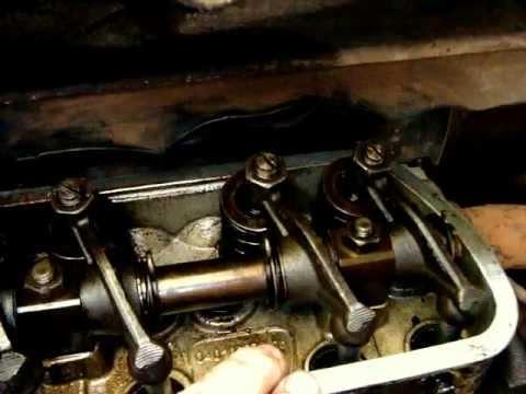 Regulagem de válvulas kombi 1600 carburada GNV 3 3