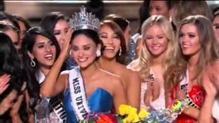 Miss Universe 2015 - Pia Wurzbatch first walk