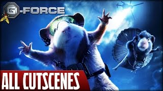 G-Force (PS3) - All Cutscenes