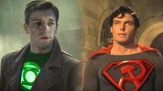 Superman: Red Son - Trailer (Fan Made)