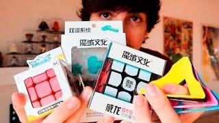 SORTEO CUBOS! Moyu Weilong GTS y Cyclone Boys | JuegosBESA.com