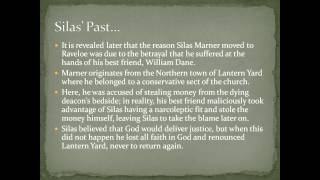 Silas Marner Chapter I