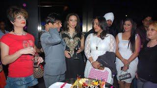 Bollywood Celebs attend Kamaal R Khan's birthday bash (KRK)