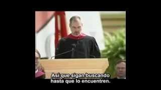 Copia de Steve Jobs Discurso en Stanford Sub Español HD   YouTube