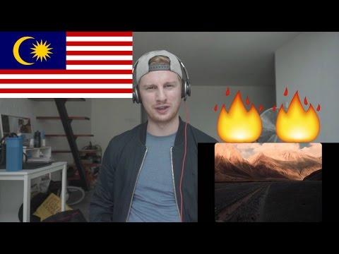 (WOW!!) MALAYSIAN RAP/R'n'B REACTION // Dan $hiv - Champagne Mazhaituligal