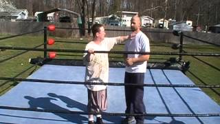 Pele Kick - How to do a pro wrestling Pele Kick - HowToWrestle