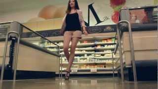 Hot Girls Dancing Gangnam Style in a Toronto Supermarket