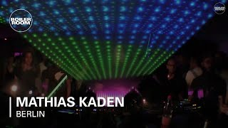 Mathias Kaden Boiler Room Berlin