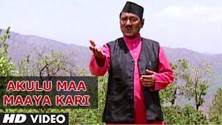 Akulu Maa Maaya Kari (Garhwali Song) | Nayu Nayu Byo Ch | Narendra Singh Negi