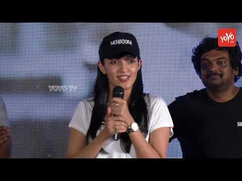 Xxx Mp4 Actress Neha Shetty Speech At Mehbooba Press Meet Tollywood YOYO TV Channel 3gp Sex
