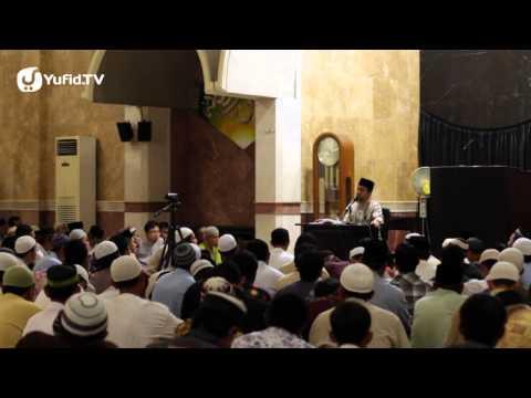 Kajian Tafsir Al Quran Tafsir Surat At Takatsur Ayat 1 Ustadz Abdullah Zaen MA