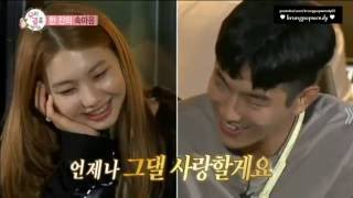 160702 We Got Married Jota singing cut