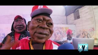 Rap Battle Rao Uhunye | The XYZ Show S12E02