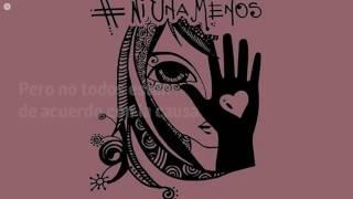Daniella Chávez se fue con todo en contra de la campaña #NiUnaMenos