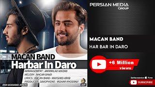 MACAN Band - Har Bar In Daro (ماکان بند - هر بار این درو)