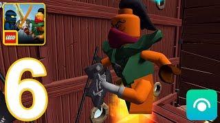 LEGO Ninjago: Skybound - Gameplay Walkthrough Part 6 - Final Level 12 & Boss (iOS, Android)