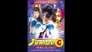 Junior G - Episode 1 | HD Superhero TV Series | Superheroes & Super Powers Show for Kids | Kids Hero
